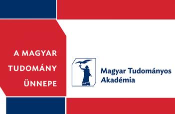 Intézeti konferencia A Magyar Tudomány Ünnepe alkalmából