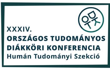 Felhívás OTDK-részvételre