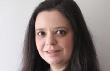 Bóna Judit a Magyar Nyelvtudományi és Finnugor Intézet igazgatóhelyettese